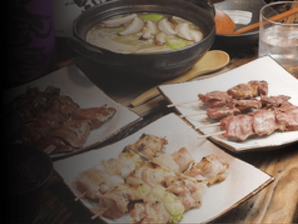季節のお料理と飲み放題コース
